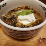Black Bean Chowder